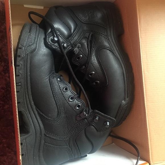 "Womens Timberland pro titan 6"" alloy work boots"